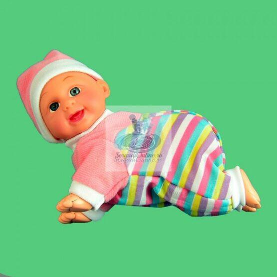 Jucarie Cherubic Crawling Baby Bebe