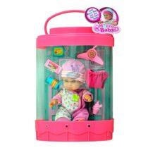 Bebe Poseta cu Accesorii Roz