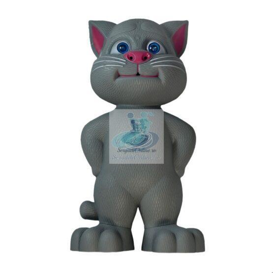 Jucarie Tom Pisica vorbitoare 30 cm