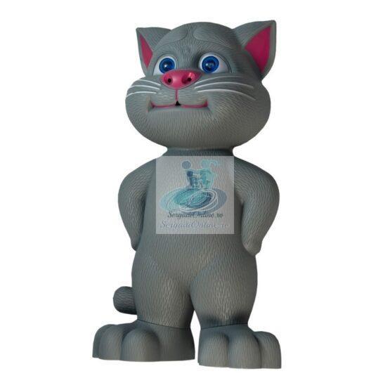 Jucarie Tom Pisica Gri