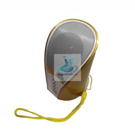 Boxa Portabila Bluetooth Wster WS-133 – Auriu