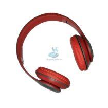Casti Bluetooth cu Microfon si Radio P15 Rosu