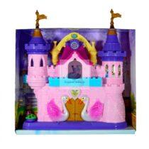 Castel Lebede cu Accesorii Sunete si Lumini