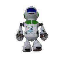 Jucarie Robot Bot Dansator cu Lumini Pioneer 1
