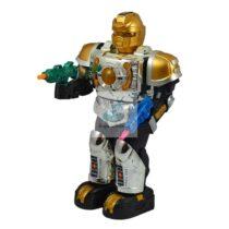 Robot de jucarie cu sunete si lumini 28 cm