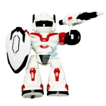 Robot de jucarie cu sunete si lumini 24 cm