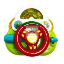 Volan pentru bebelusi cu activitati multiple