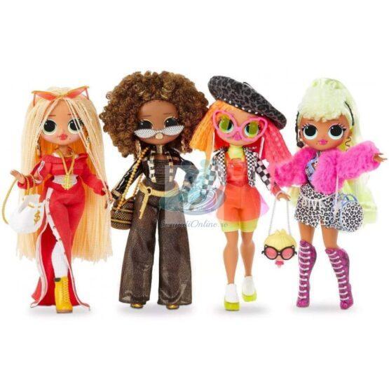 L.O.L. Surprises  4 pack -OMG Doll Series 1 – 80 surprize