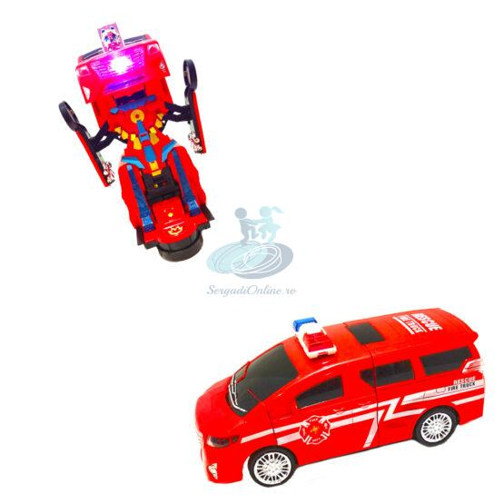 Masina de pompieri transformers 20 cm